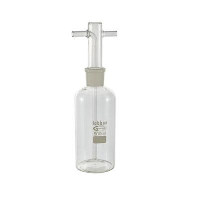 Bottiglie per lavaggio gas
