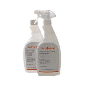 Detergenti e disinfettanti da laboratorio